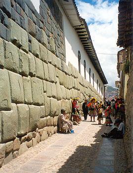 Inenarrables historias en el Cusco